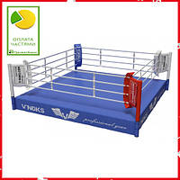 Ринг для бокса V`Noks Competition 6*6*0,5 метра