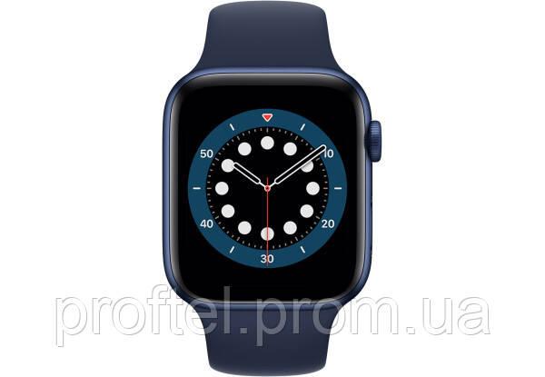Apple Watch Series 6 GPS, 44mm Aluminium Blue