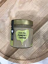 Крем-мед BDJO 300 г лимон-імбир