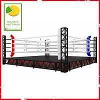 Ринг для бокса V`Noks EXO 5*5*0,5 метра