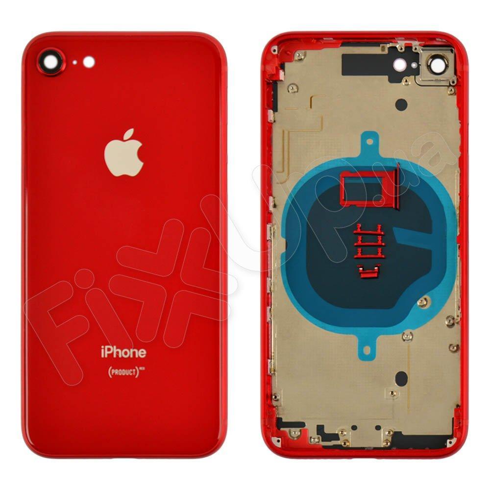 Корпус для iPhone 8 (4.7), цвет красный