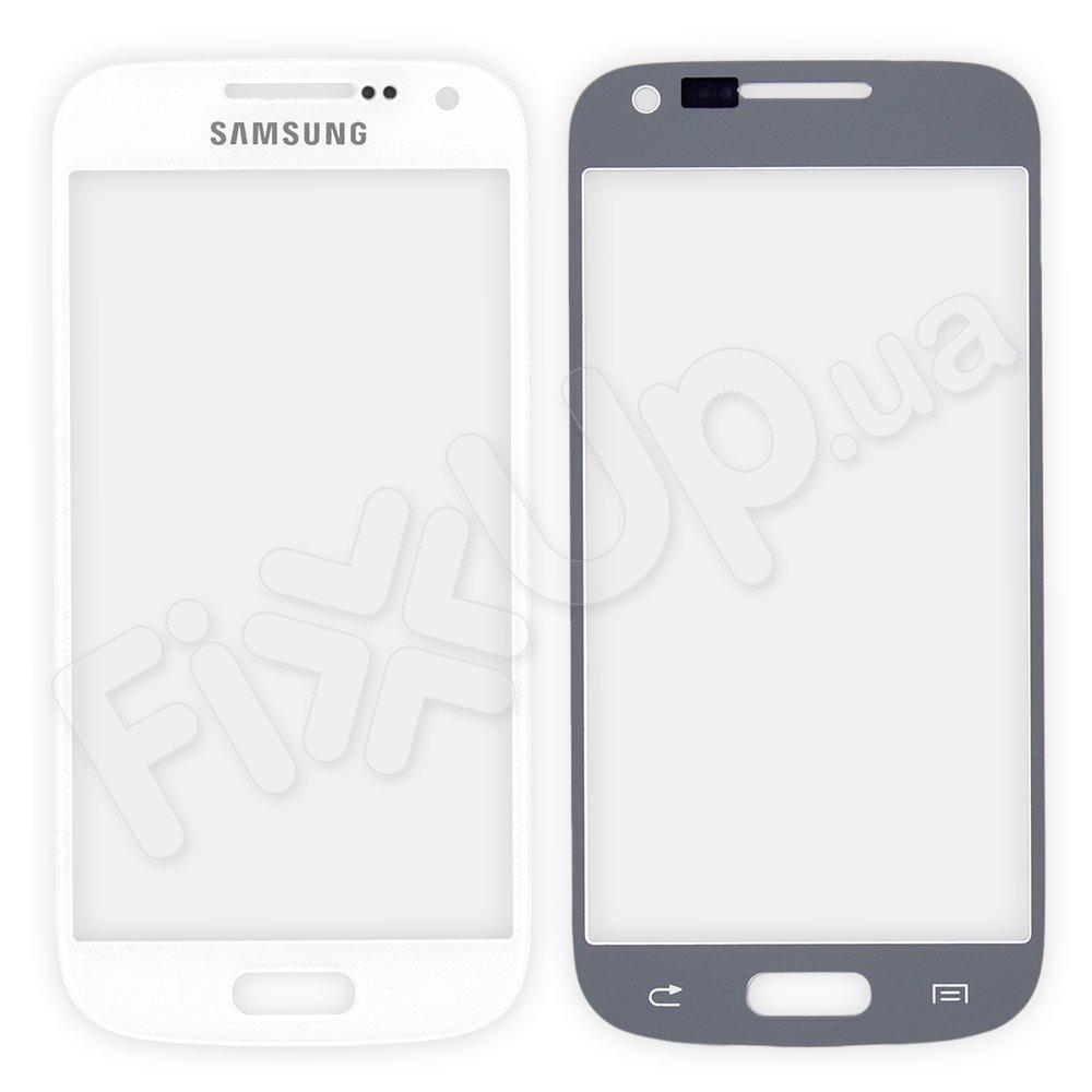 Стекло корпуса для Samsung i9190 Galaxy S4 mini, цвет белый