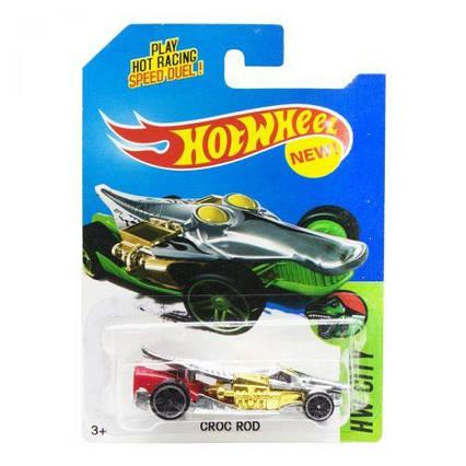 "Машина-мутант  ""Hot Wheel. CROC ROD"" G889-1"