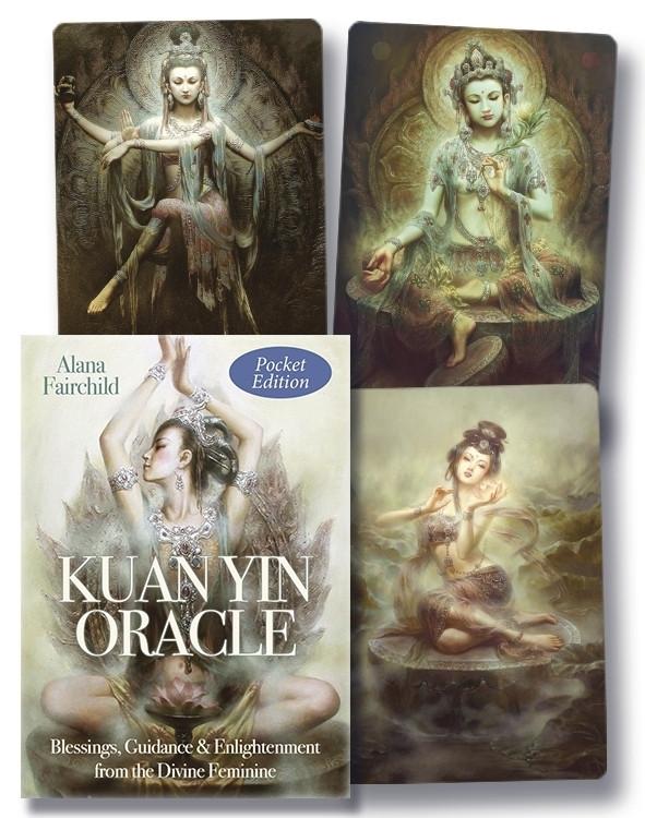 Kuan Yin Oracle (Pocket Edition)/ Оракул Матери Милосердия (карманное издание)