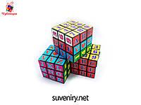 Детская развивающая игрушка Кубик-рубик с буквами и цыфрами, фото 1