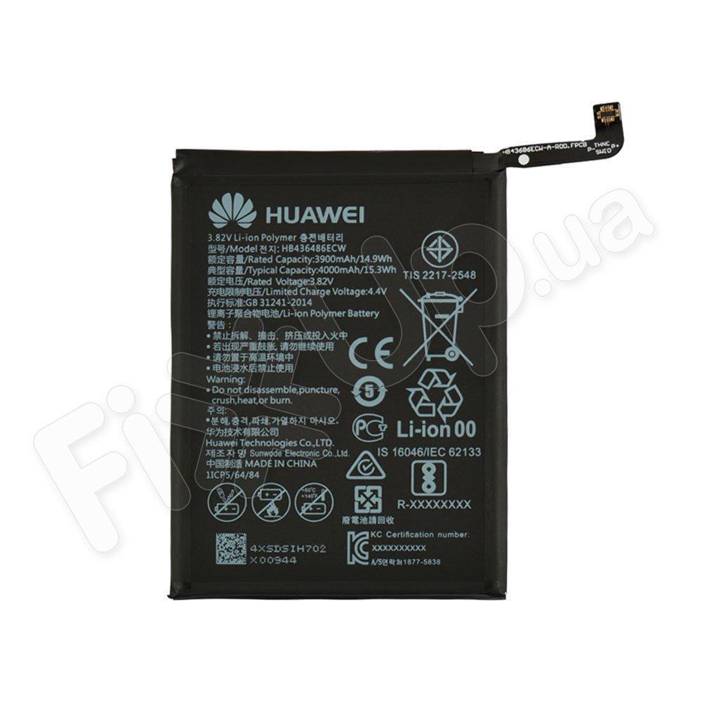 Аккумулятор HB436486ECW для Huawei Mate 10 Pro Mate 20 P20 Pro