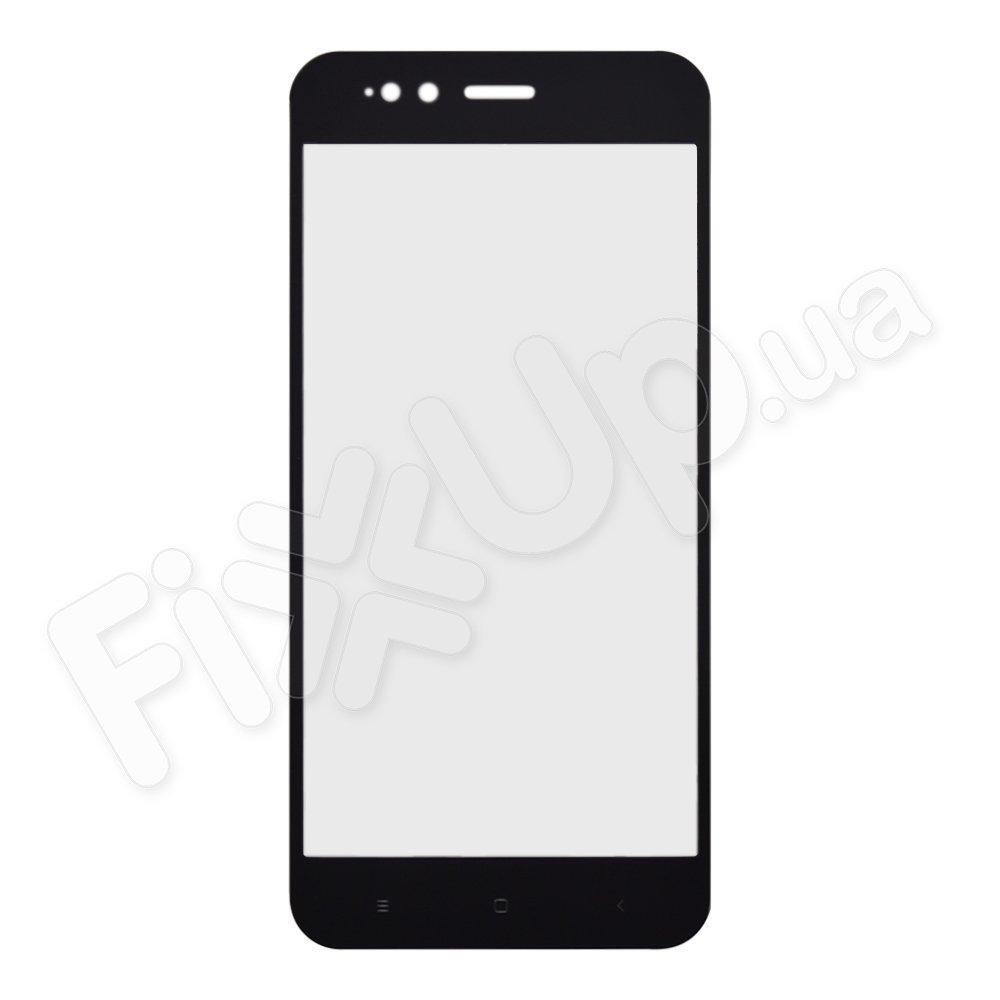 Защитное стекло для Xiaomi Mi A1/Mi 5X 3D, цвет черный