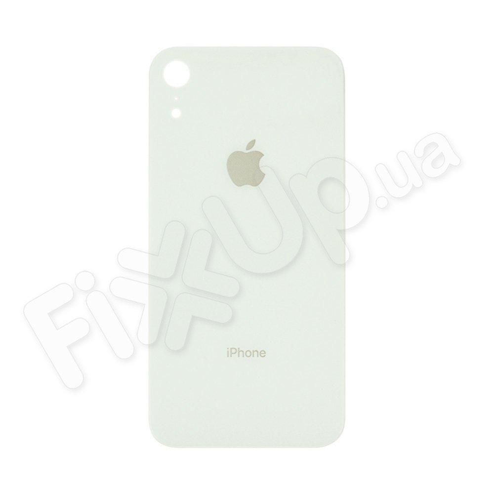 Задняя крышка для iPhone XR, цвет белый