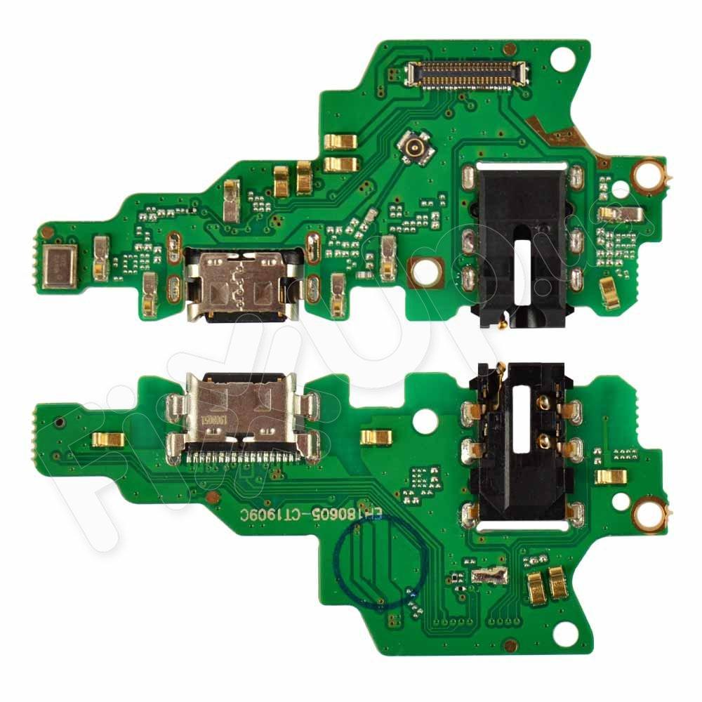 Разъем зарядки для Huawei Honor Play (COR-L29) с нижней платой