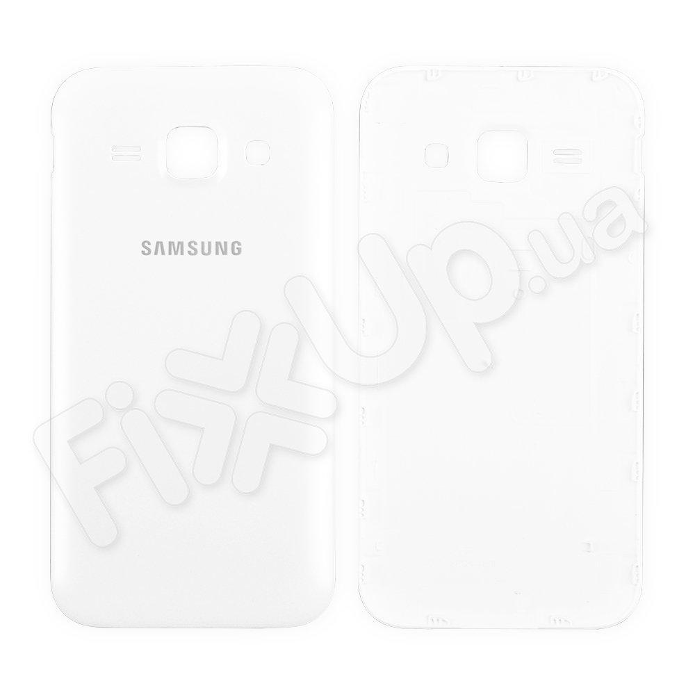 Задняя крышка Samsung J100H/DS Galaxy J1, цвет белый