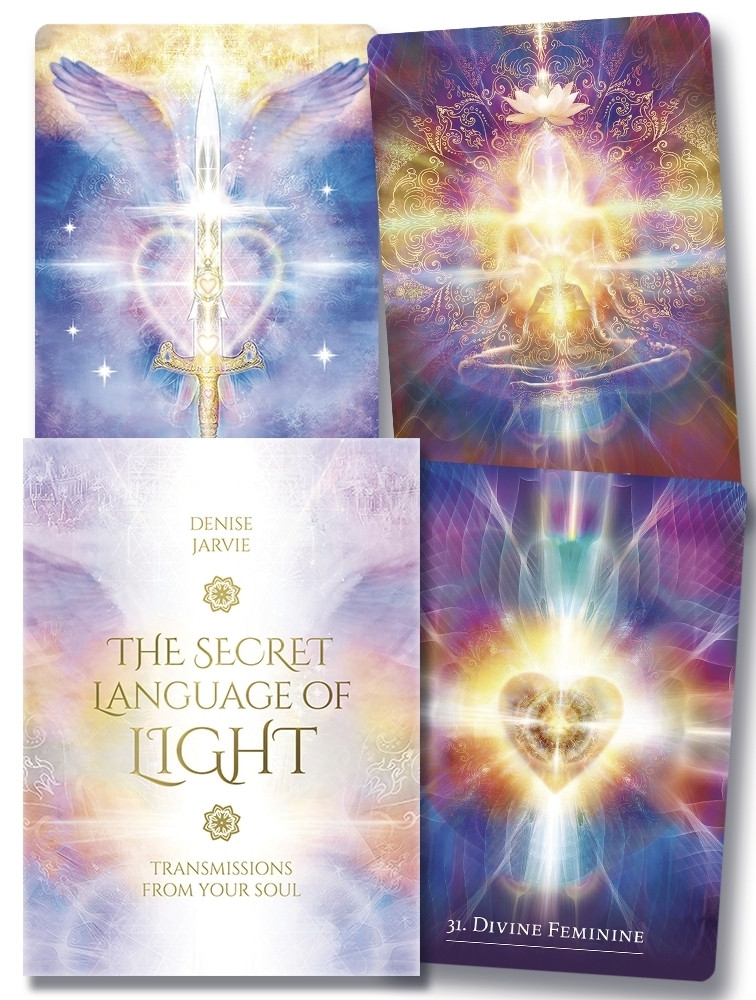 The Secret Language of Light Oracle/ Оракул Тайный Язык Света