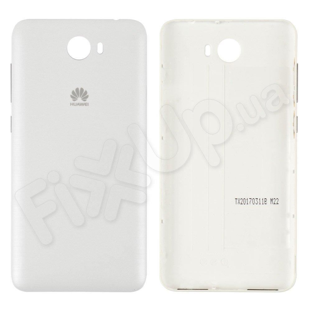 Задняя крышка для Huawei Y5 II/Honor 5/Honor Play 5 (CUN-U29/CUN-L21), цвет белый