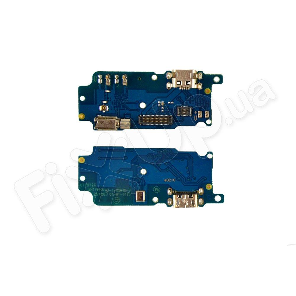 Разъем зарядки Meizu M5S с нижней платой