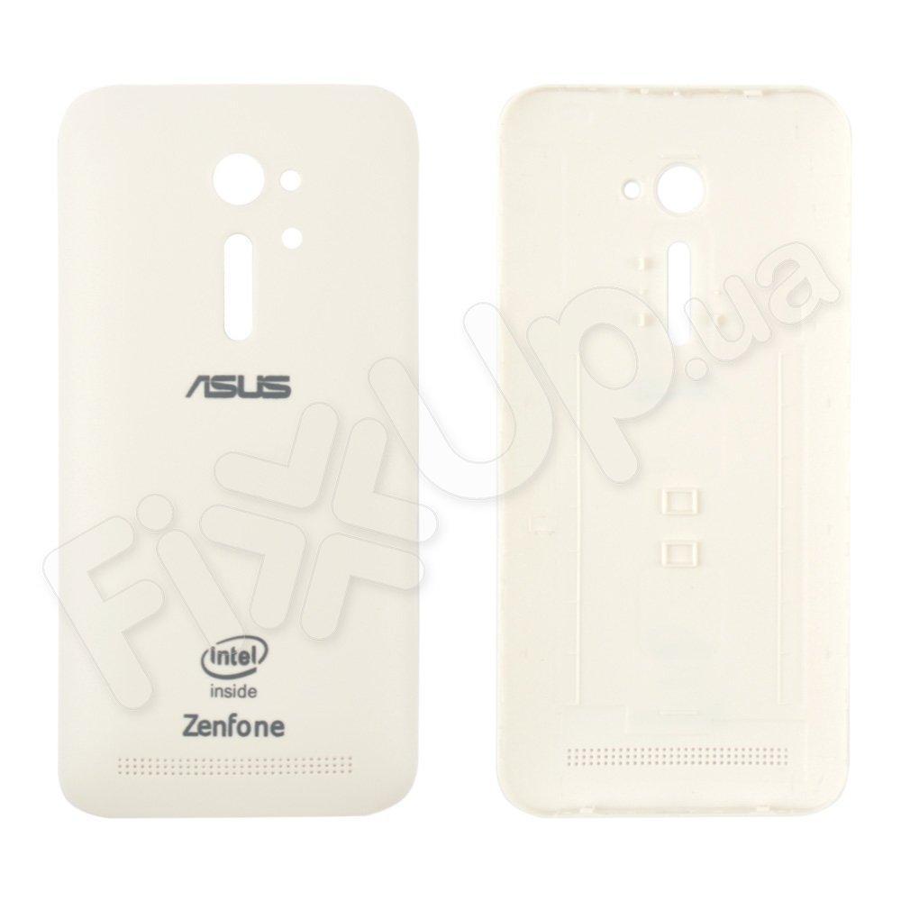 Задняя крышка для Asus ZenFone 2 (ZE500CL), цвет белый