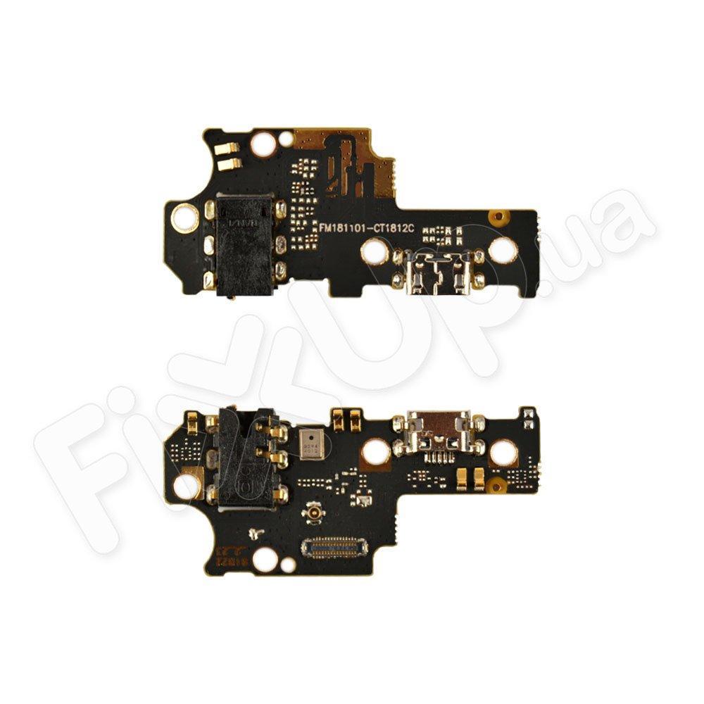 Разъем зарядки для Meizu Note 8 с нижней платой