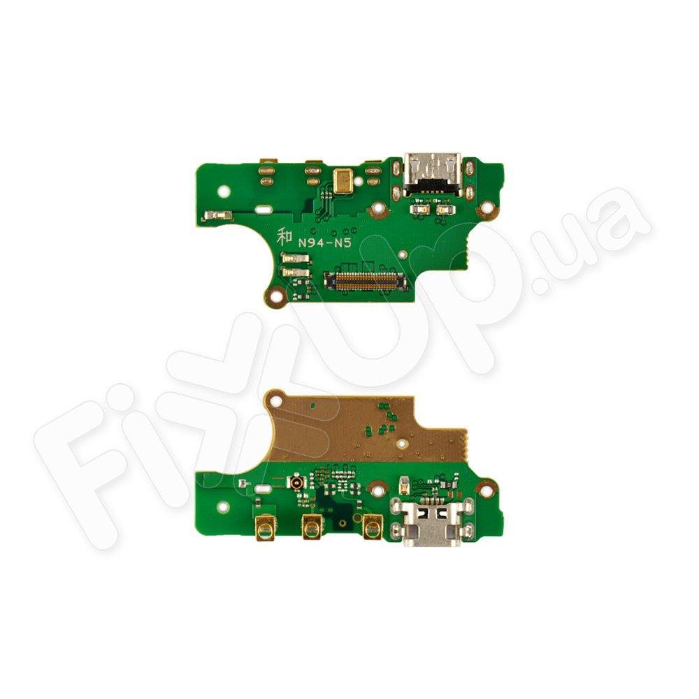 Разъем зарядки для Nokia 5 с нижней платой
