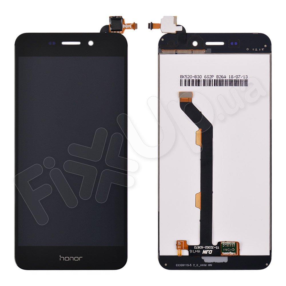 Дисплей для Huawei Honor 6C Pro (JMM-L22) с тачскрином в сборе, цвет черный