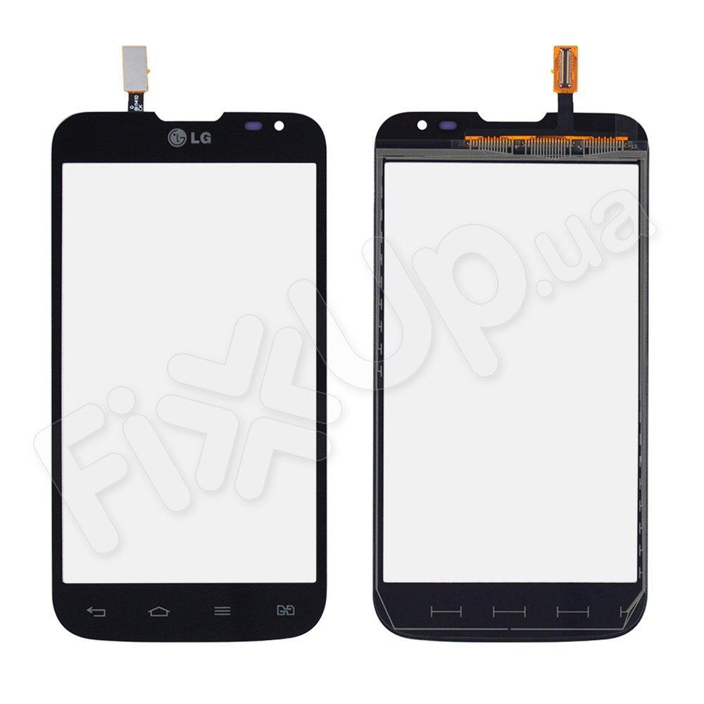 Тачскрин LG D325 Optimus L70, цвет черный
