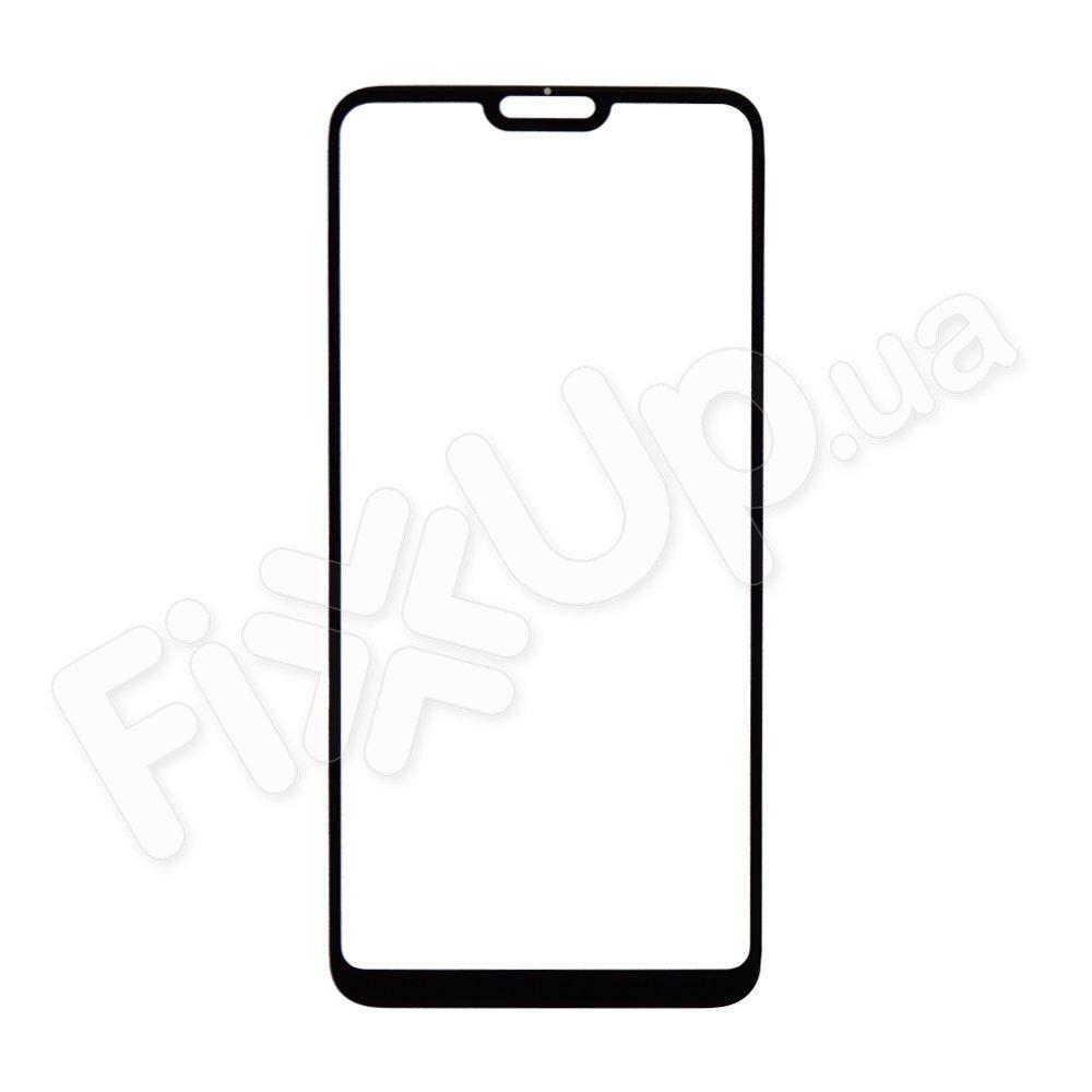 Защитное стекло для Xiaomi Mi8 Lite, цвет черный