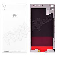 Задняя крышка Huawei Ascend P6-U06, цвет белый