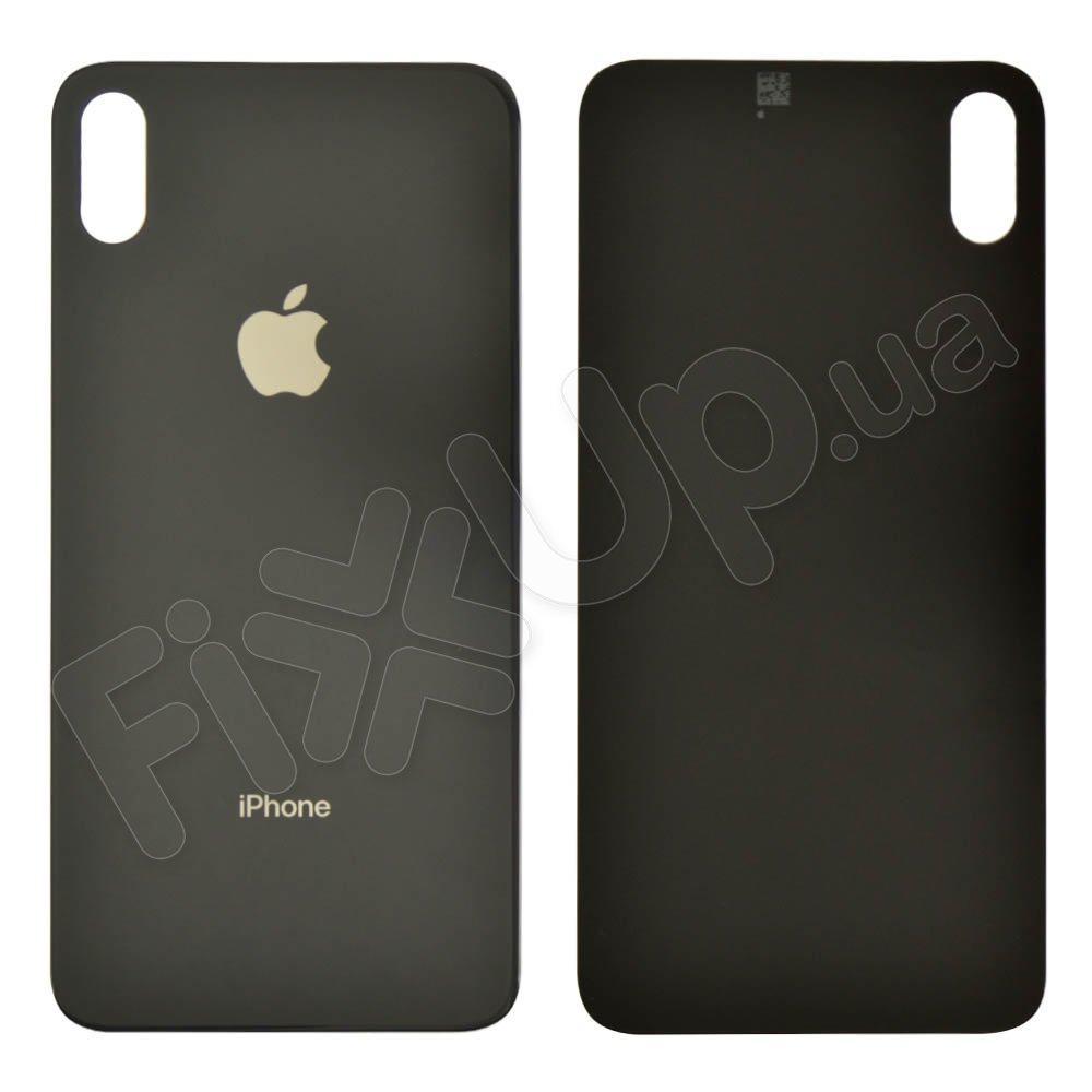 Задняя крышка для iPhone XS Max, цвет space grey