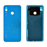 Задняя крышка для Huawei P20 Lite, цвет синий