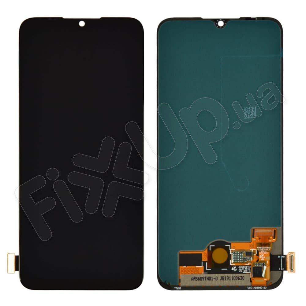 Дисплей для Xiaomi Mi A3 с тачскрином в сборе, цвет черный, TFT
