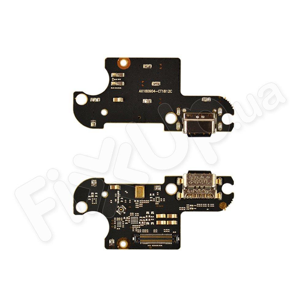 Разъем зарядки для Xiaomi Mi8 Lite с нижней платой