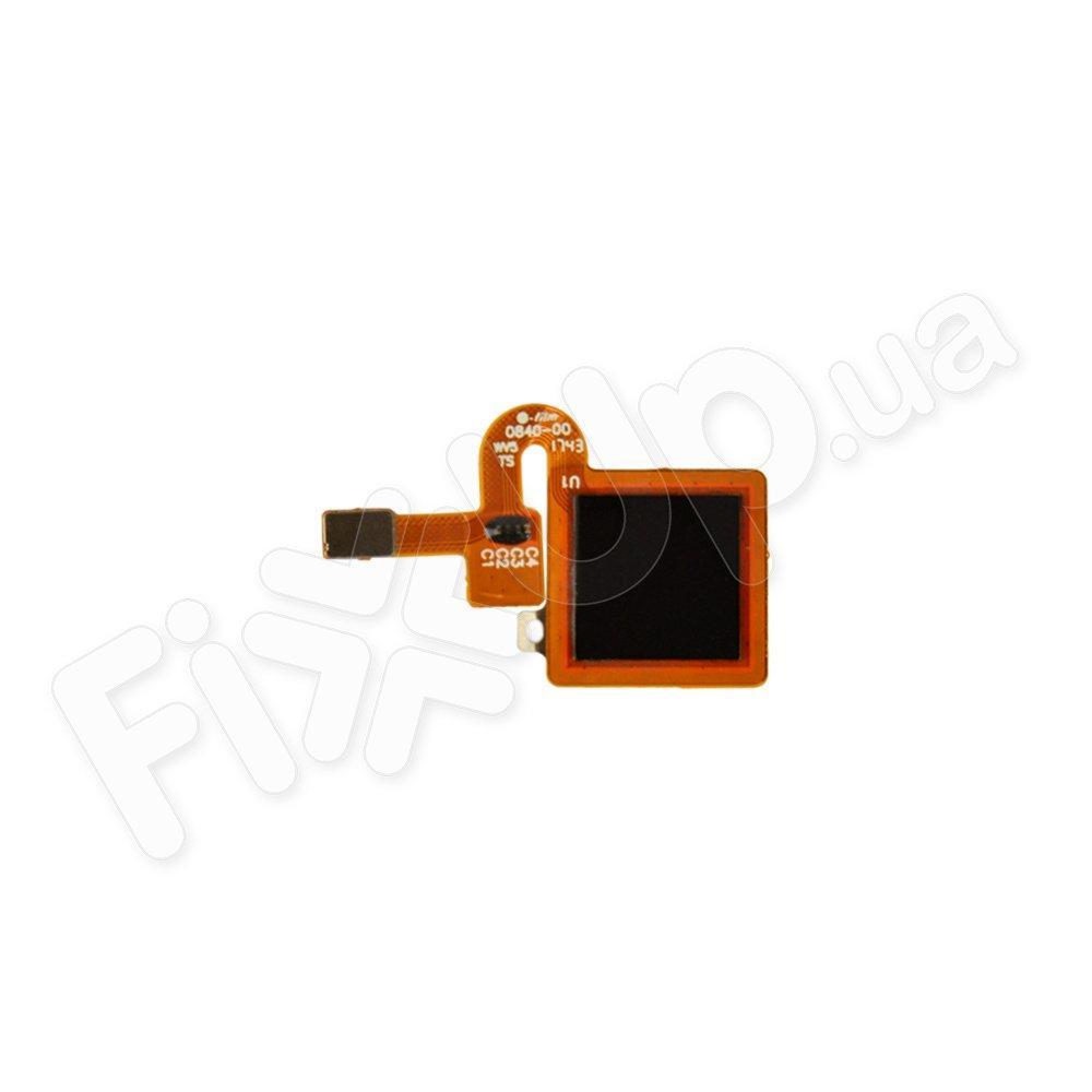 Шлейф для Xiaomi Redmi 5 Plus с датчиком отпечатка, цвет черный