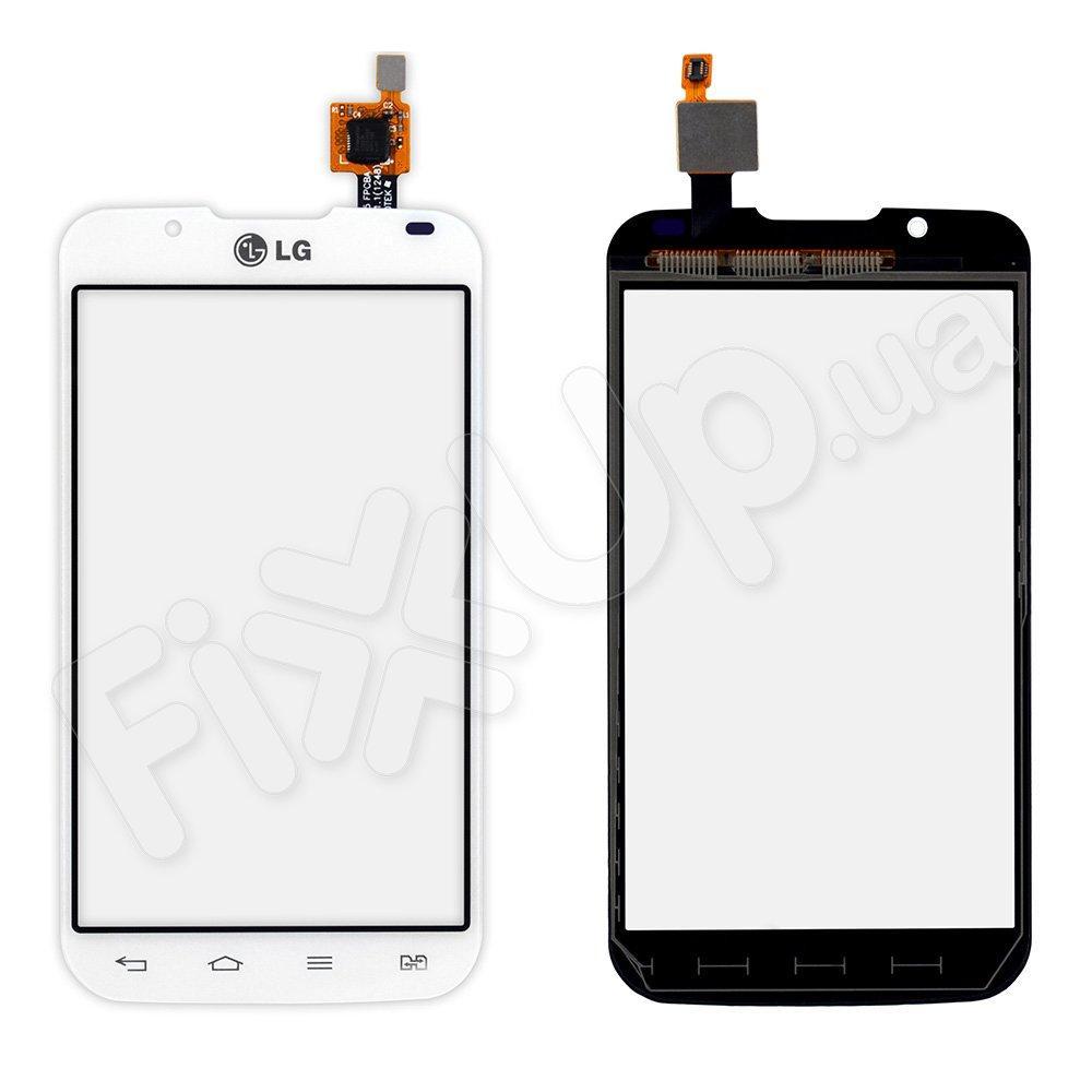Тачскрин LG P715 Optimus L7 2, цвет белый, на 2 sim карты