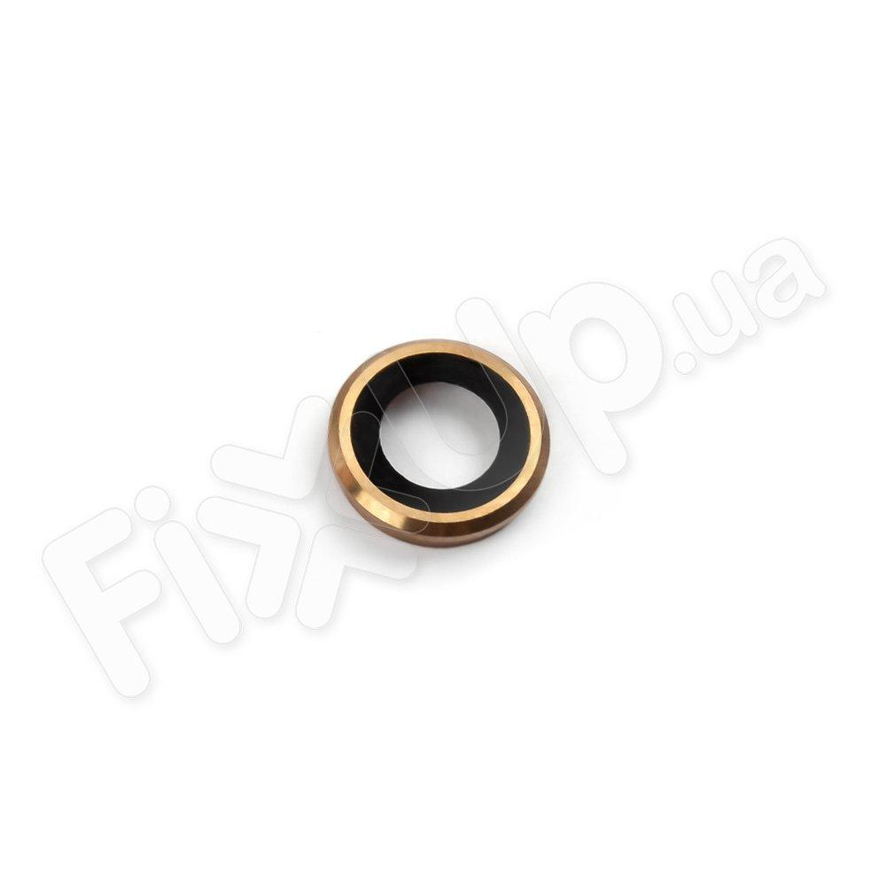 Стекло для камеры iPhone 6S (4.7), цвет золотой