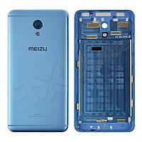 Задняя крышка для Meizu M5 Note, цвет синий