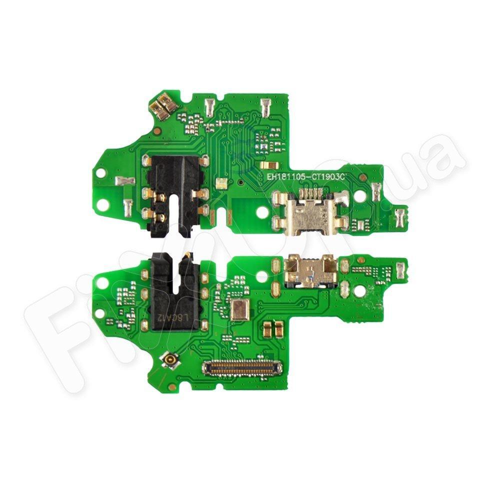 Разъем зарядки для Huawei Honor 10 Lite с нижней платой
