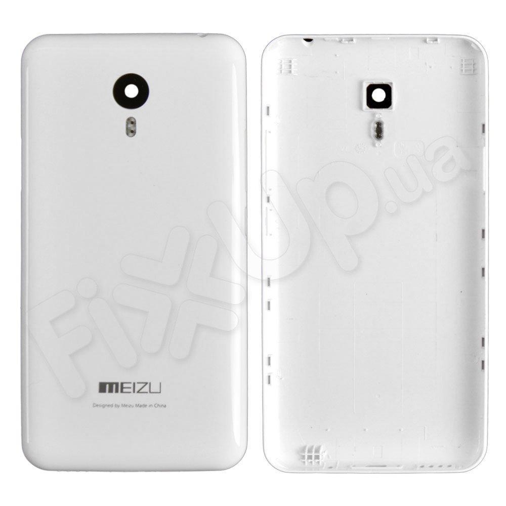 Задняя крышка для Meizu M2 Note , цвет белый