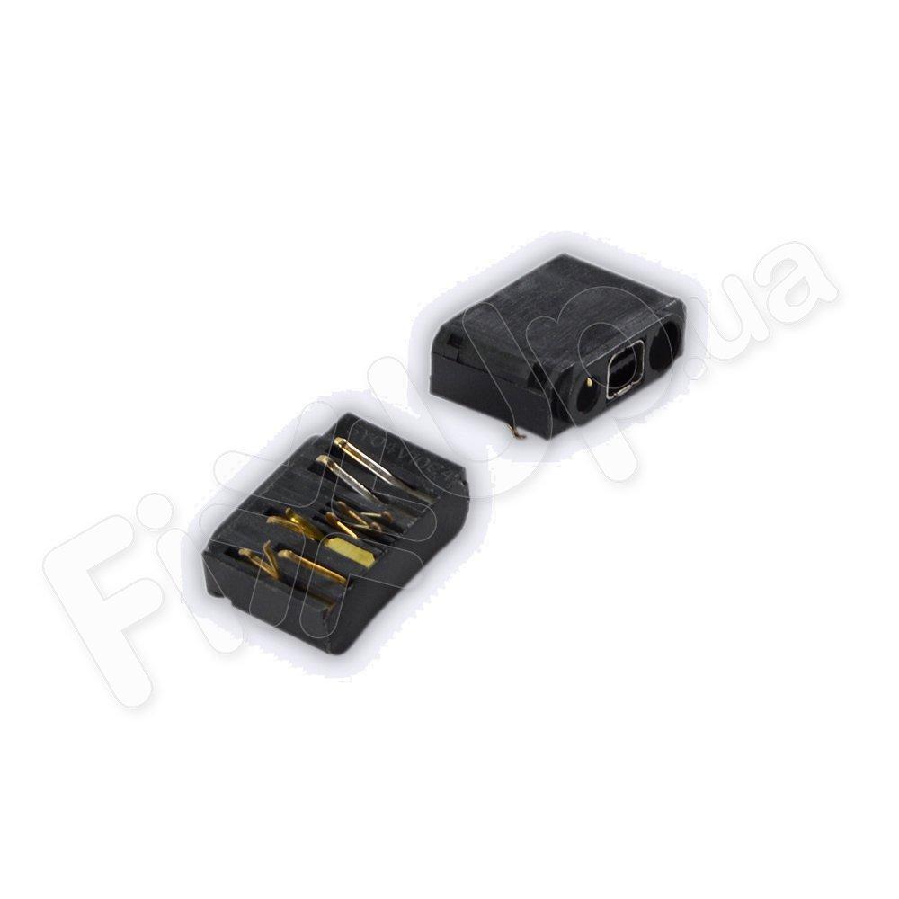 Разъем зарядки Nokia 6030, 1110, 1112, 1600, 2310, 2610, 2626, 2760, 6060