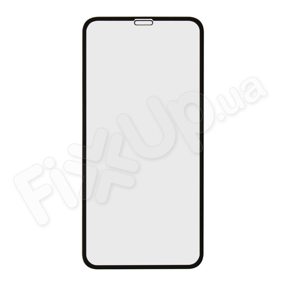 Защитное стекло для iPhone X, XS, 11 Pro (5.8), 3D 9H, цвет черный