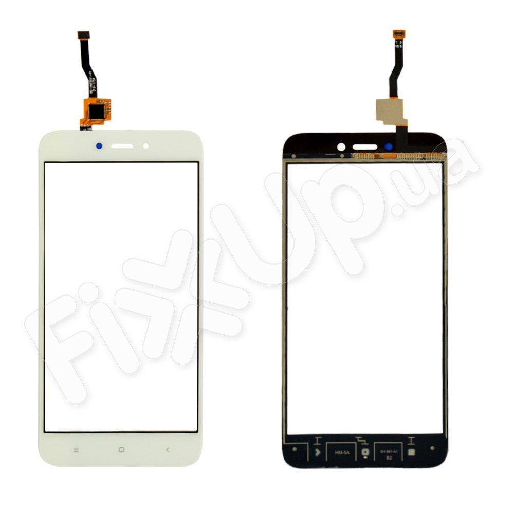 Тачскрин для Xiaomi Redmi 5A, цвет белый