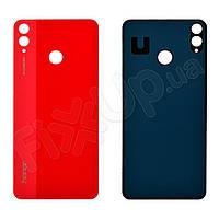 Задняя крышка для Huawei Honor 8X, цвет красный