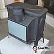 Чугунная печь KawMet S9 (11.3 KW) Premium со вторичным дожигом, фото 5