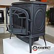 Чугунная печь KawMet S9 (11.3 KW) Premium со вторичным дожигом, фото 6