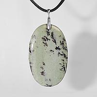 Кулон с яшмой, серебро, 1421КЛЯ, фото 1