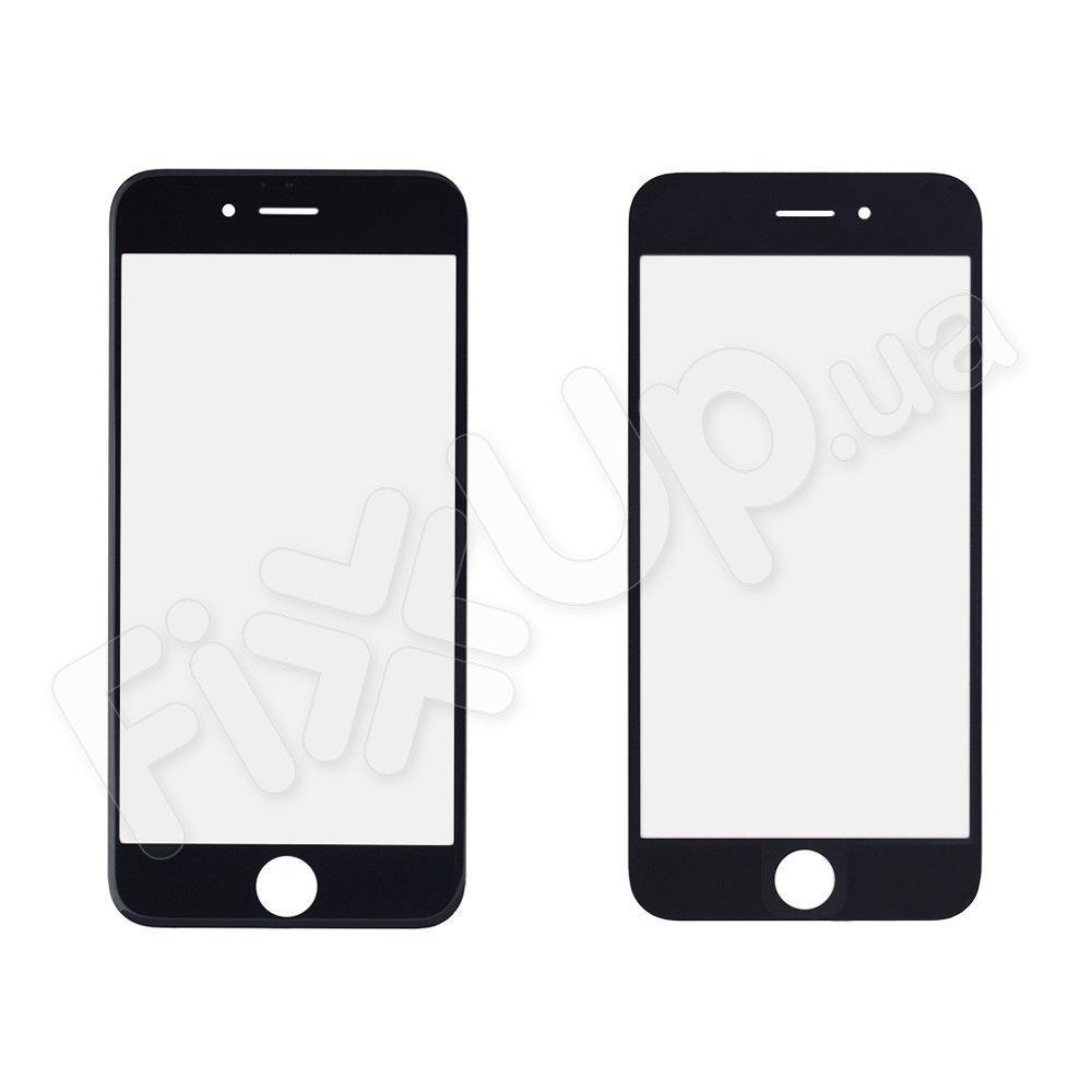Стекло корпуса для iPhone 6 (4.7), цвет черный