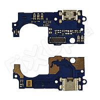 Разъем зарядки для ZTE A510 Blade с нижней платой