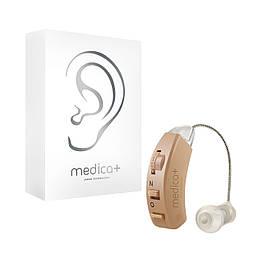 Универсальный слуховой аппарат MEDICA+ Sound Control 12 (Япония) на аккумуляторе