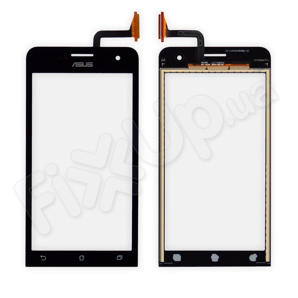 Тачскрин Asus ZenFone 5 T00F T00J A500KL, A501CG, A502CG, A500CG, черный