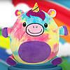 Детская толстовка плед худи с капюшоном и плюшевой игрушкой Huggle® Pet, фото 2
