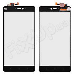 Тачскрін Xiaomi Mi4i, Mi4c, колір чорний