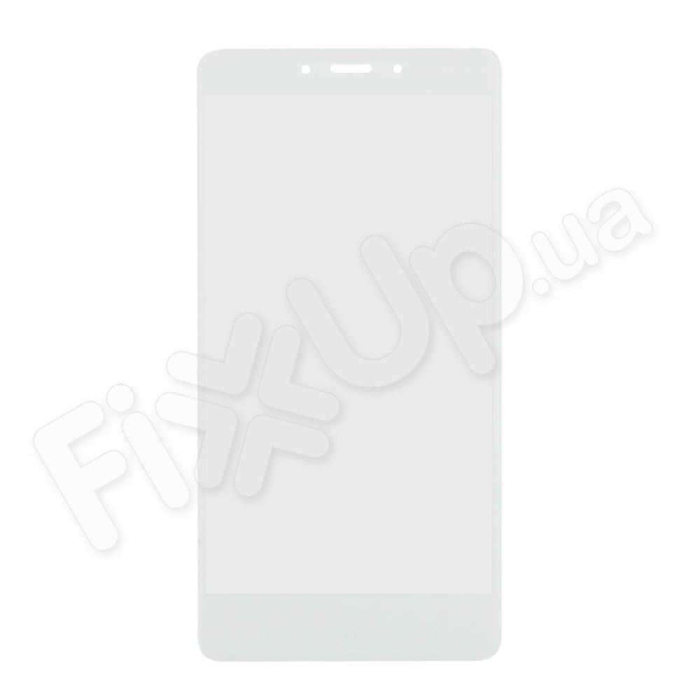 Защитное стекло для Xiaomi Redmi Note 4 3D, цвет белый