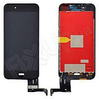 Дисплей iPhone 8 (4.7), SE 2020 с тачскрином в сборе, цвет черный, копия высокого качества
