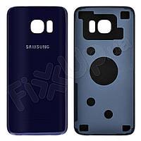 Задня кришка Samsung G935F Galaxy S7 EDGE, колір синій